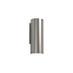 Ava 200 Coastal   Brushed Stainless Steel   Outdoor wall lights   Astro Lighting