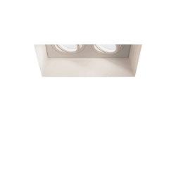 Blanco Twin Adjustable | Plaster | Recessed ceiling lights | Astro Lighting