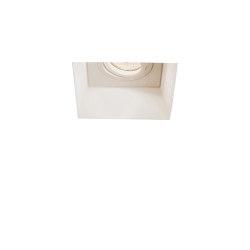 Blanco Square Adjustable | Plaster | Recessed ceiling lights | Astro Lighting