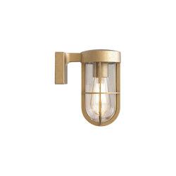 Cabin Wall Coastal | Coastal Brass | Outdoor wall lights | Astro Lighting