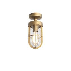Cabin Semi Flush Coastal | Coastal Brass | Outdoor ceiling lights | Astro Lighting