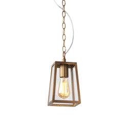 Calvi Pendant 215 | Antique Brass | Lampade outdoor sospensione | Astro Lighting