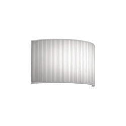 Cambria 180 Shade | White (Pleated) | Wall lights | Astro Lighting