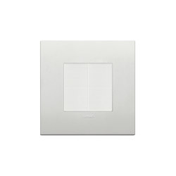 Switch Casambi twin rocker with Enocean wireless | White | Berührungsschalter | Astro Lighting