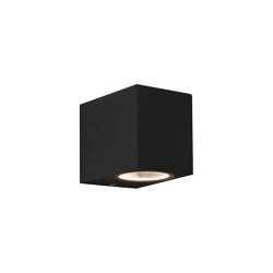 Chios 80 | Textured Black | Outdoor wall lights | Astro Lighting