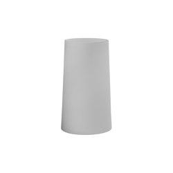 Cone 240 Glass | White Glass | Lampade parete | Astro Lighting