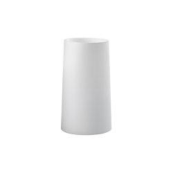 Cone 195 Glass | White Glass | Lampade parete | Astro Lighting