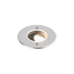 Cromarty 100 LED | Anodised Aluminium | Outdoor recessed floor lights | Astro Lighting