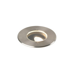 Cromarty 100 LED | Brushed Stainless Steel | Outdoor recessed floor lights | Astro Lighting