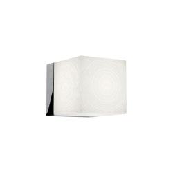Cube LED | Polished Chrome | Wall lights | Astro Lighting