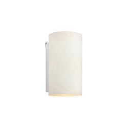 Cyl 260 | White Glass | Lampade parete | Astro Lighting