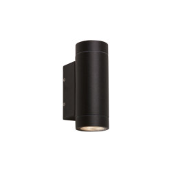 Dartmouth Twin LED | Textured Black | Outdoor wall lights | Astro Lighting