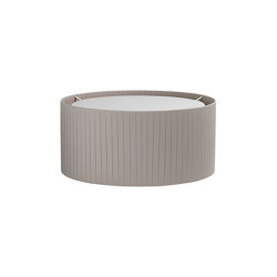 Drum 500 Pleated | Putty | Suspended lights | Astro Lighting