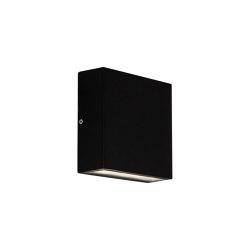 Elis Single LED | Textured Black | Outdoor wall lights | Astro Lighting