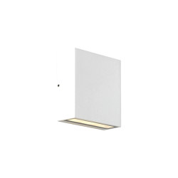 Elis Single LED   Textured White   Outdoor wall lights   Astro Lighting