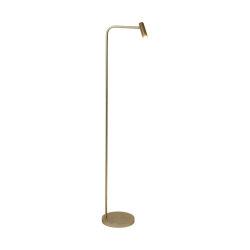 Enna Floor LED | Matt Gold | Lampade piantana | Astro Lighting