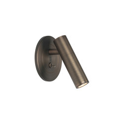Enna Recess Switched LED | Bronze | Lampade parete | Astro Lighting