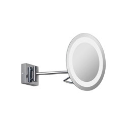 Gena plus | Polished Chrome | Bath mirrors | Astro Lighting