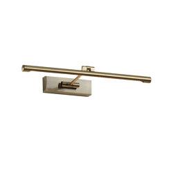Goya 460 LED | Brushed Antique Brass | Wall lights | Astro Lighting