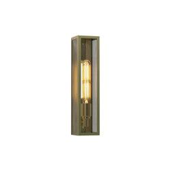 Harvard Wall | Natural Brass | Outdoor wall lights | Astro Lighting