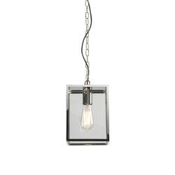 Homefield Pendant 240 | Polished Nickel | Outdoor pendant lights | Astro Lighting