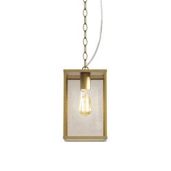 Homefield Pendant 240 | Natural Brass | Outdoor pendant lights | Astro Lighting