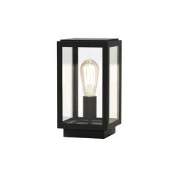 Homefield Pedestal | Textured Black | Outdoor floor-mounted lights | Astro Lighting