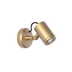 Jura Single Spot | Coastal Brass | Projecteurs | Astro Lighting