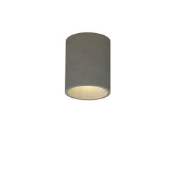 Kos Round | Concrete | Outdoor ceiling lights | Astro Lighting
