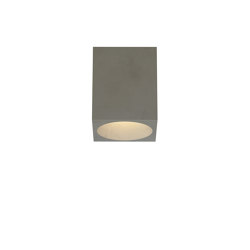 Kos Square | Concrete | Outdoor ceiling lights | Astro Lighting