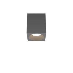 Kos Square 140 LED | Textured Grey | Outdoor ceiling lights | Astro Lighting