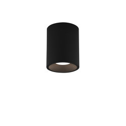 Kos Round 100 LED | Textured Black | Outdoor ceiling lights | Astro Lighting
