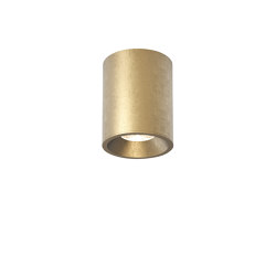 Kos Round 100 LED Coastal | Coastal Brass | Outdoor ceiling lights | Astro Lighting