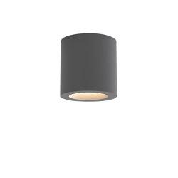 Kos II | Textured Grey | Outdoor ceiling lights | Astro Lighting