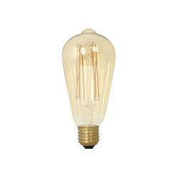 Lamp E27 Gold LED 4W 2100K Dimmable | | Light bulbs | Astro Lighting