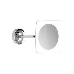 Mascali Square LED | Polished Chrome | Bath mirrors | Astro Lighting