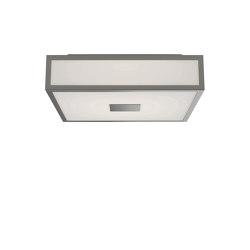 Mashiko 300 Square LED II | Matt Nickel | Ceiling lights | Astro Lighting