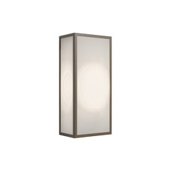 Messina 160 Frosted II | Bronze | Outdoor wall lights | Astro Lighting