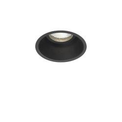 Minima Round Fixed | Matt Black | Recessed ceiling lights | Astro Lighting