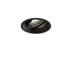 Minima Round Adjustable | Matt Black | Recessed ceiling lights | Astro Lighting