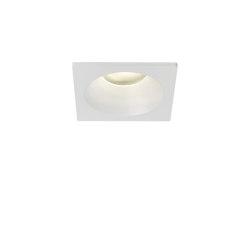 Minima Square Fixed IP65 | Matt White | Recessed ceiling lights | Astro Lighting
