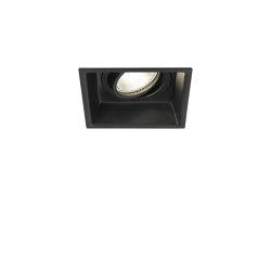 Minima Square Adjustable | Matt Black | Recessed ceiling lights | Astro Lighting