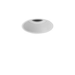 Minima Round IP65 Fire-Rated LED | Matt White | Recessed ceiling lights | Astro Lighting