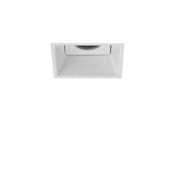 Minima Square IP65 Fire-Rated LED | Matt White | Recessed ceiling lights | Astro Lighting