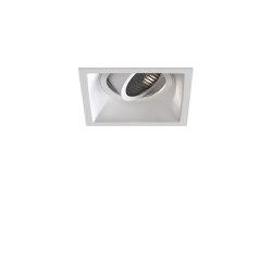 Minima Square Adjustable Fire-Rated | Matt White | Recessed ceiling lights | Astro Lighting