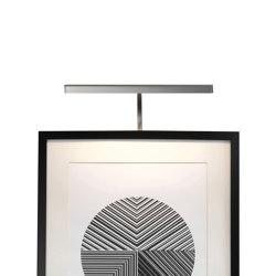 Mondrian 300 Frame Mounted LED | Matt Nickel | Wall lights | Astro Lighting
