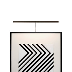 Mondrian 600 Frame Mounted LED | Bronze | Wall lights | Astro Lighting