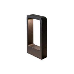Napier LED 300 Bollard | Textured Black | Bornes lumineuses | Astro Lighting