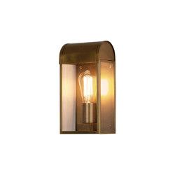 Newbury | Antique Brass | Outdoor wall lights | Astro Lighting