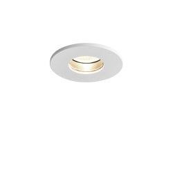 Obscura Round | Matt White | Recessed ceiling lights | Astro Lighting
